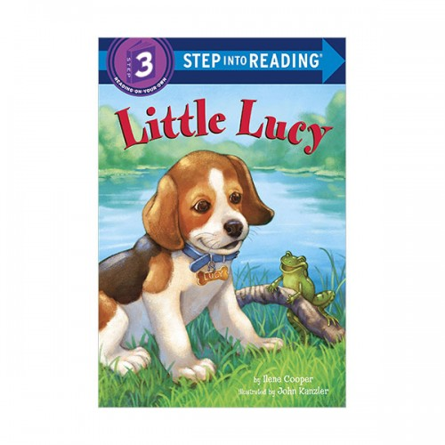 Step Into Reading 3 : Whales : Little Lucy (Paperback)