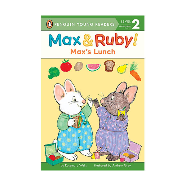 RL 1.9 : Penguin Young Readers Level 2 : Max and Ruby : Max's Lunch (Paperback)