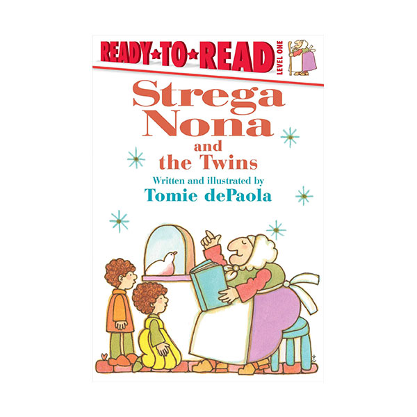 Ready To Read 1 : A Strega Nona Book : Strega Nona and the Twins (Paperback)
