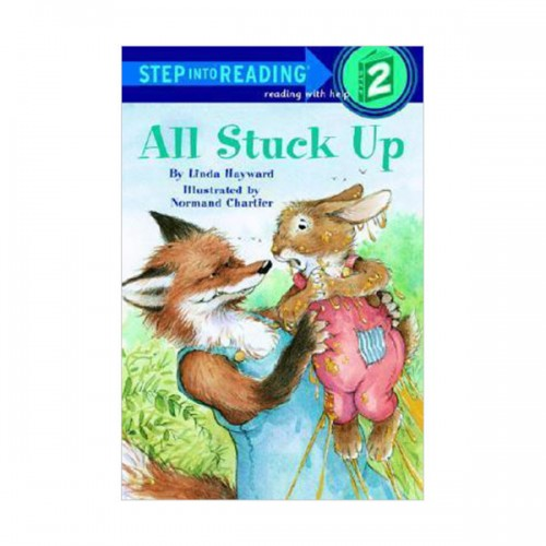 RL 1.9 : Step Into Reading 2 : All Stuck Up (Paperback)