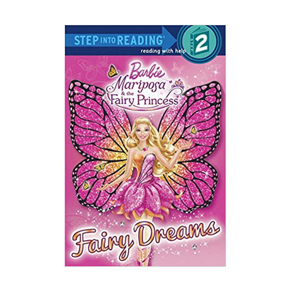 RL 1.9 : Step into Reading 2 : Barbie : Fairy Dreams (Paperback)