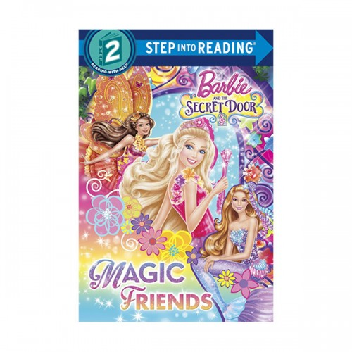 RL 1.9 : Step into Reading 2 : Barbie : Magic Friends (Paperback)