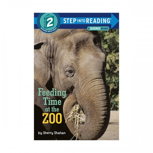 RL 1.9 : Step Into Reading 2 : Feeding Time at the Zoo (Paperback)