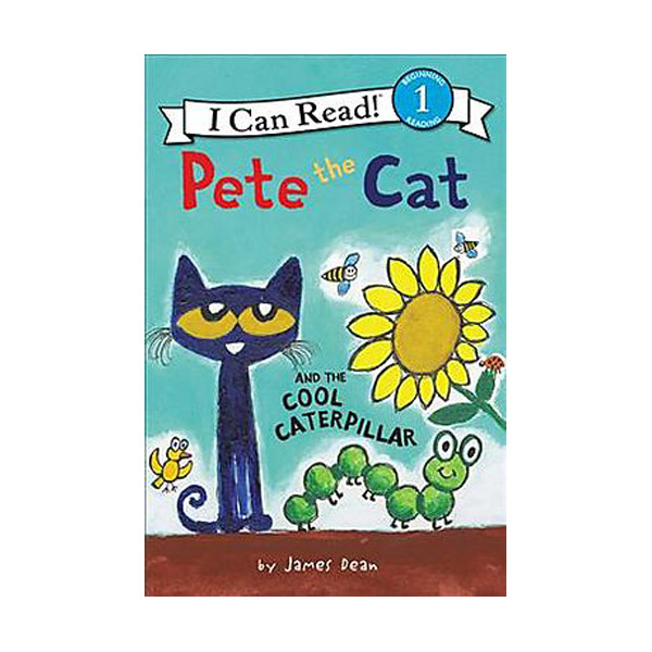 I Can Read Level 1 : Pete the Cat and the Cool Caterpillar (Paperback)