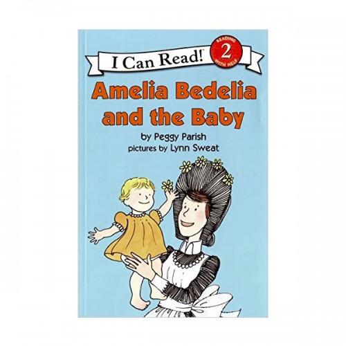 RL 2.0 : I Can Read Book Level 2 : Amelia Bedelia and the Baby (Paperback)