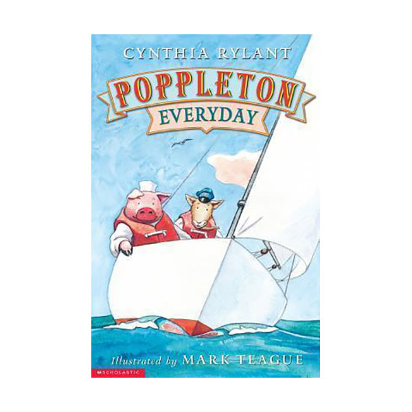 RL 2.0 : Poppleton #3 : Poppleton Everyday (Paperback)
