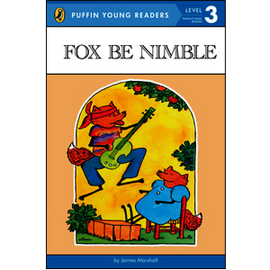 RL 2.0 : Puffin Young Readers Level 3: Fox Be Nimble (Paperback)