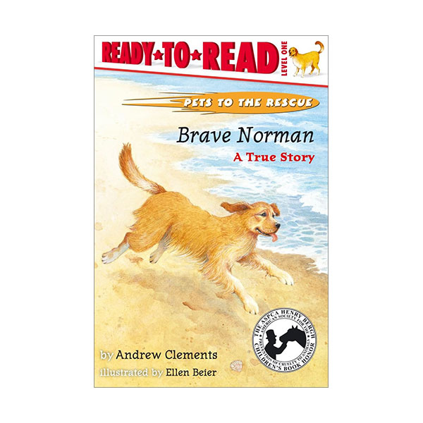 RL 2.0 : Ready to Read 1 : Brave Norman : A True Story (Paperback)