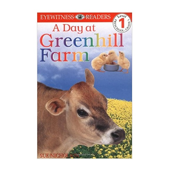 DK Readers Level 1: Day at Greenhill Farm (Paperback)