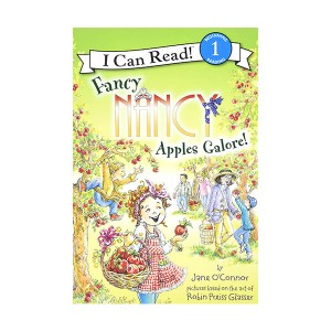 I Can Read Book 1 : Fancy Nancy : Apples Galore! (Paperback)