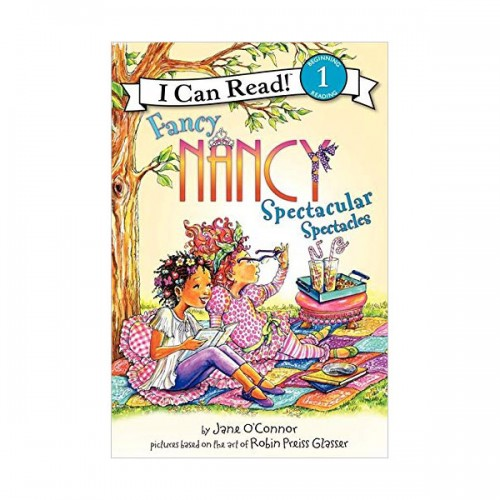 I Can Read Book 1 : Fancy Nancy: Spectacular Spectacles (Paperback)