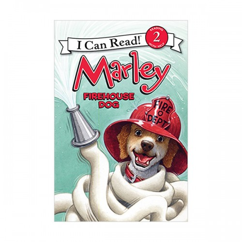 I Can Read Book Level 2 : Marley : Firehouse Dog (Paperback)