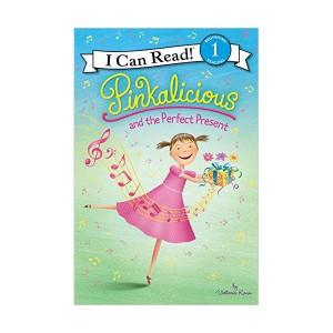 RL 2.1 : I Can Read Level 1 : Pinkalicious and the Perfect Present (Paperback)