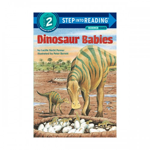 RL 2.1 : Step Into Reading 2 : Dinosaur Babies (Paperback)