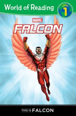 RL 2.1 : World of Reading Level 1 : Falcon : This is Falcon (Paperback)