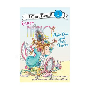 I Can Read Book 1 : Fancy Nancy: Hair Dos and Hair Don'ts (Paperback)