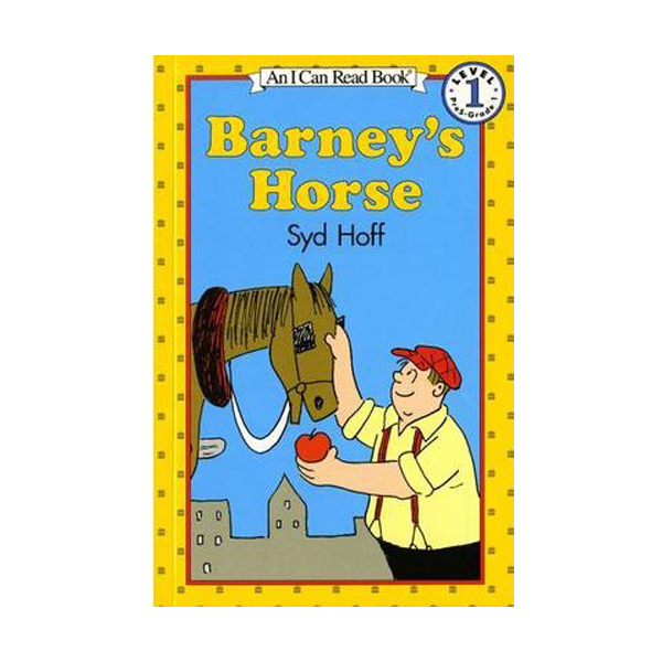 RL 2.2 : I Can Read Level 1 : Barney's Horse (Paperback)