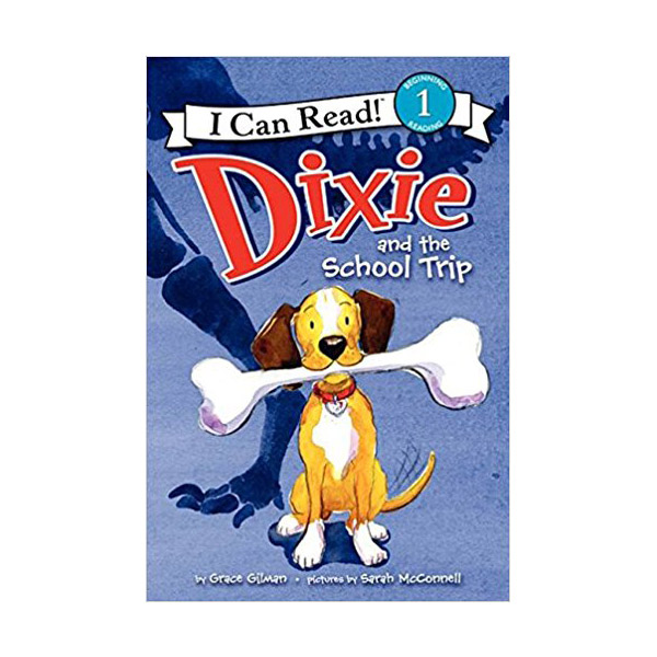 RL 2.2 : I Can Read Level 1 : Dixie and the School Trip (Paperback)