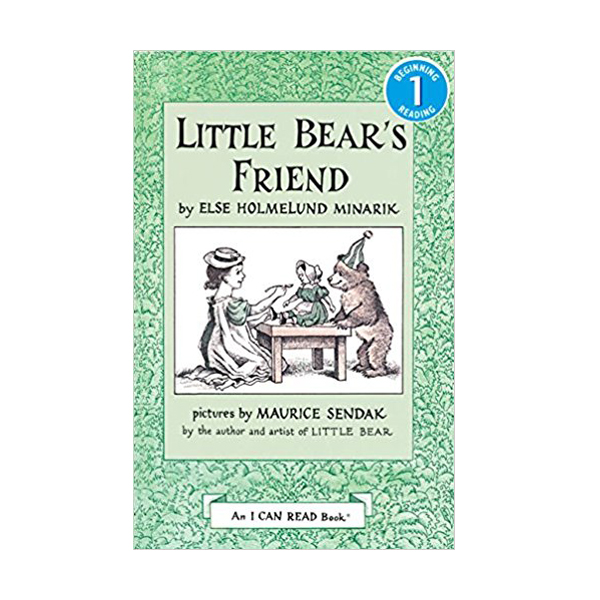 RL 2.2 : I Can Read Level 1 : Little Bear's Friend (Paperback)