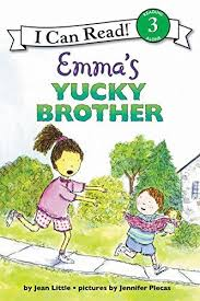 RL 2.2 : I Can Read Level 3 : Emma's Yucky Brother (Paperback)