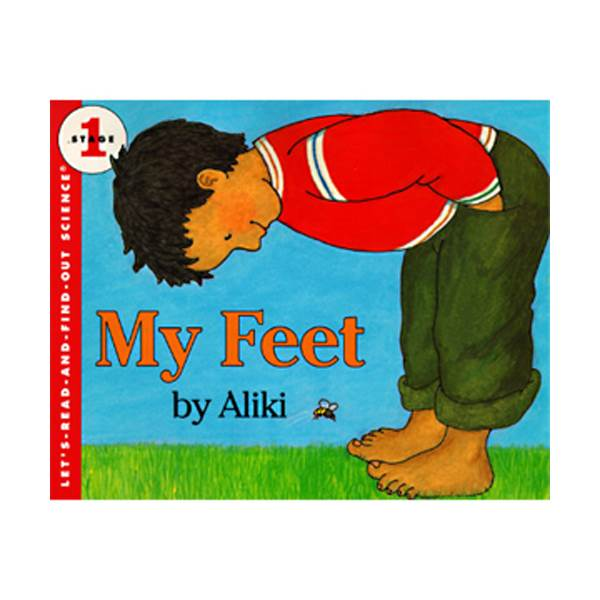 Let's Read And Find Out Science Level 1 : My Feet (Paperback)