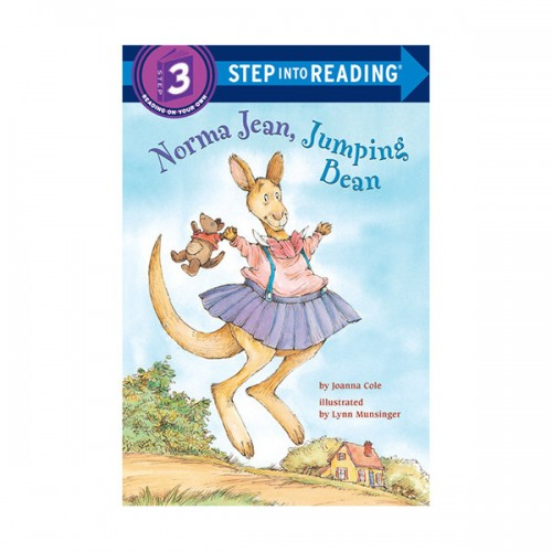 Step Into Reading 3 : Norma Jean, Jumping Bean (Paperback)