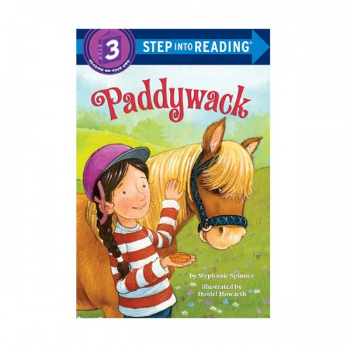 Step Into Reading 3 : Paddywack (Paperback)