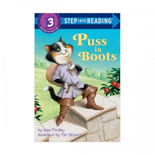 Step Into Reading 3 : Puss in Boots (Paperback)