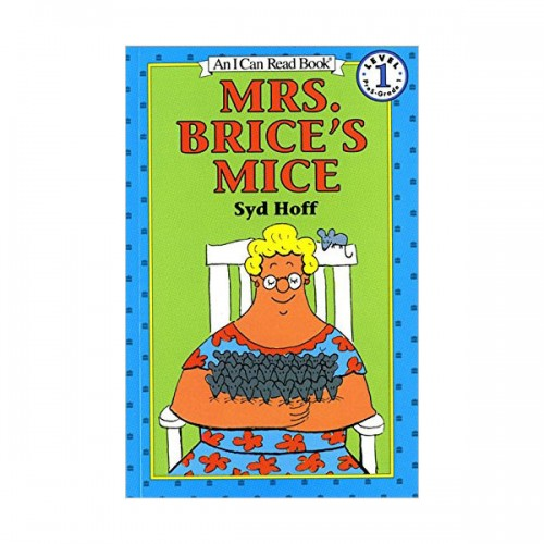 Rl 2.3 : An I Can Read Book Level 1 : Mrs. Brice's Mice (Paperback)