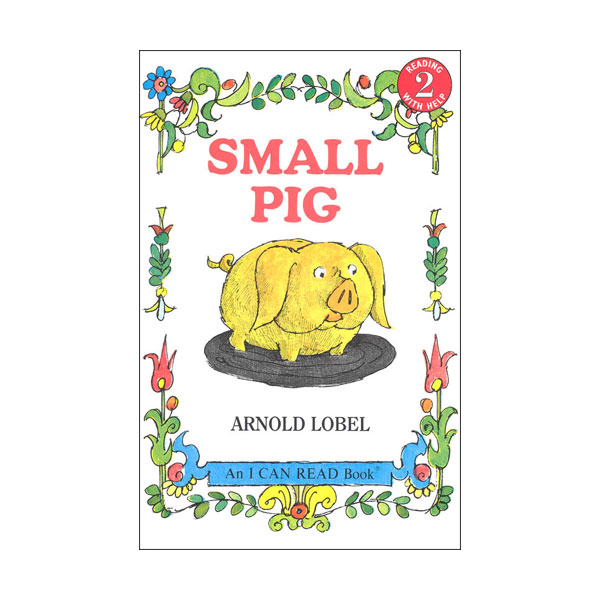 RL 2.3 : I Can Read Book Level 2 : Small Pig (Paperback)