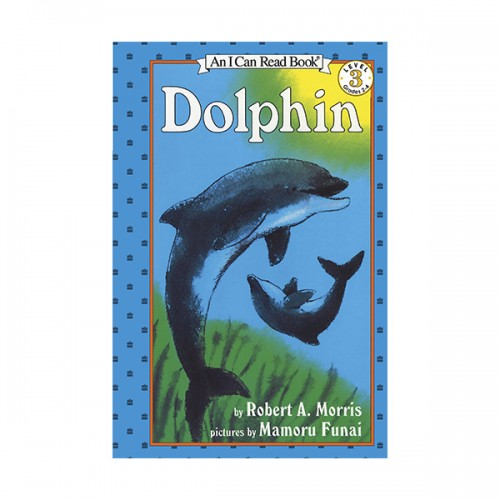 I Can Read 3 : Dolphin (Paperback)