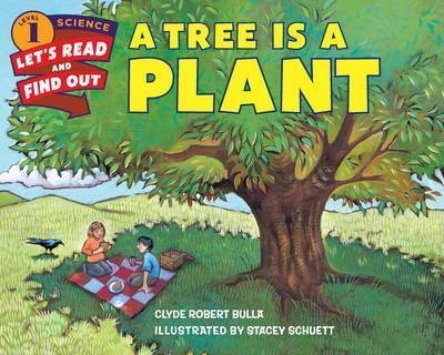 Let's Read And Find Out Science Level1 : A Tree Is a Plant (Paperback)