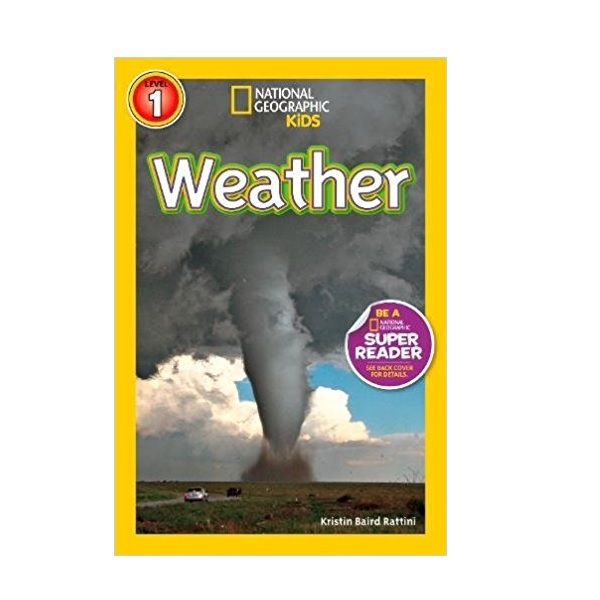 National Geographic Readers Level 1 : Weather (Paperback)
