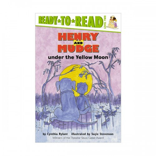 Ready To Read Level 2 : Henry and Mudge under the Yellow Moon (Paperback)