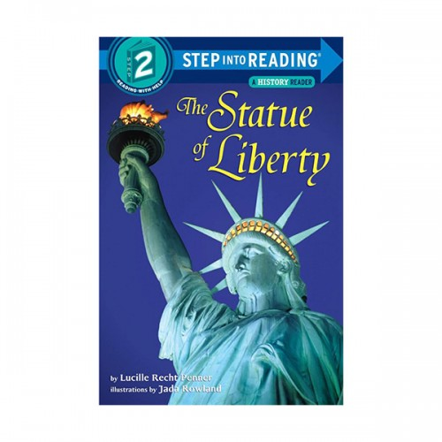 RL 2.3 : Step Into Reading 2 : The Statue of Liberty (Paperback)