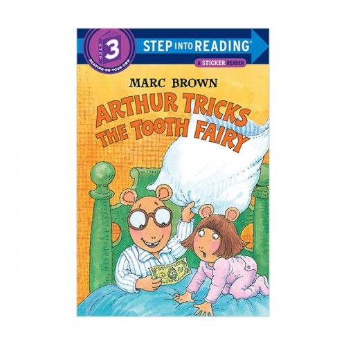 RL 2.3 : Step Into Reading 3 : Arthur Tricks the Tooth Fairy (Paperback)