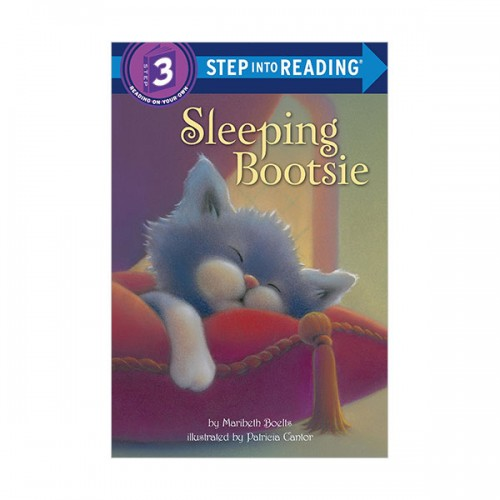 Step Into Reading 3 : Sleeping Bootsie (Paperback)
