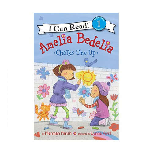 RL 2.4 : I Can Read Book 1 : Amelia Bedelia Chalks One Up (Paperback)