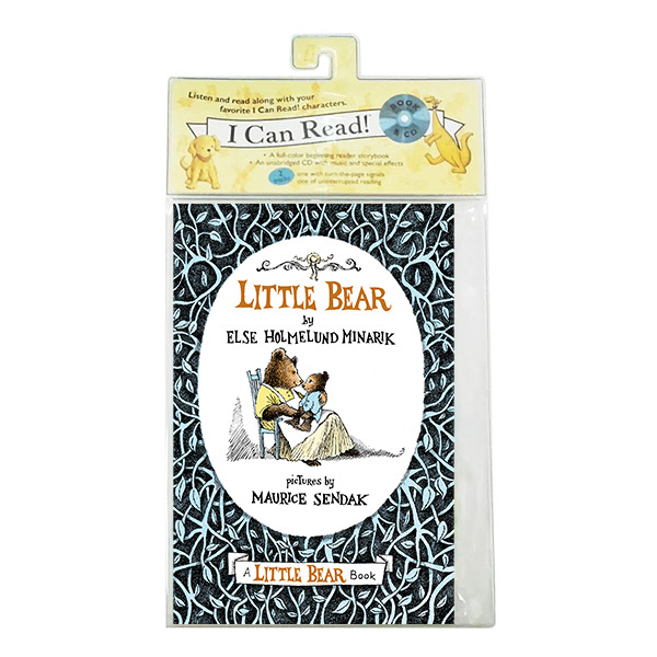I Can Read 1 : Little Bear (Book&CD)