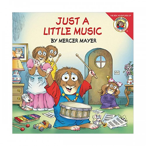 RL 2.4 : Little Critter Series : Just a Little Music (Paperback)