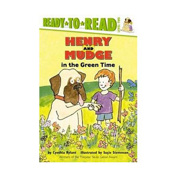 Ready To Read Level 2 : Henry and Mudge in the Green Time (Paperback)