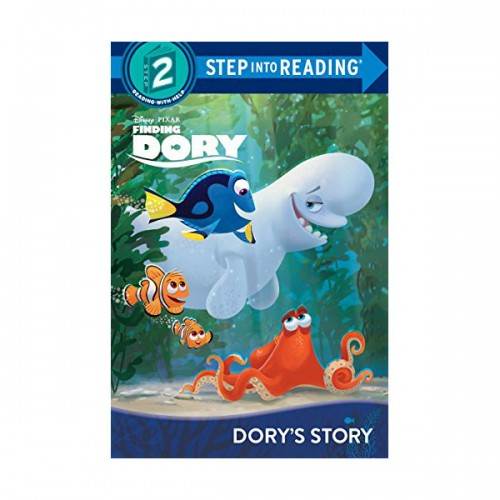 RL 2.4 : Step Into Reading 2 : Disney Fixar Finding Dory : Dory's Story (Paperback)