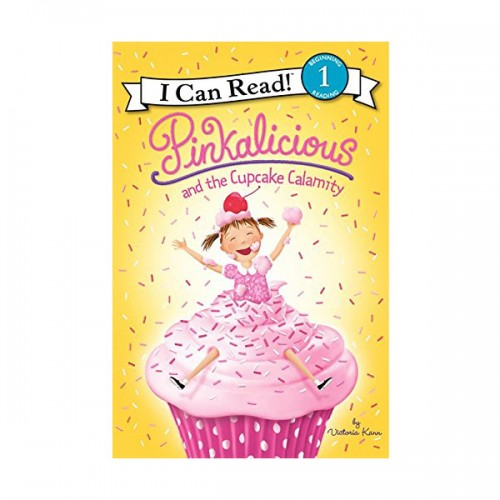 RL 2.5 : I Can Read Book Level 1 : Pinkalicious and the Cupcake Calamity (Paperback)