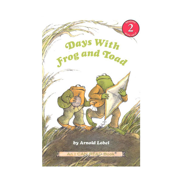 I Can Read Book Level 2: Days with Frog and Toad (Paperback)