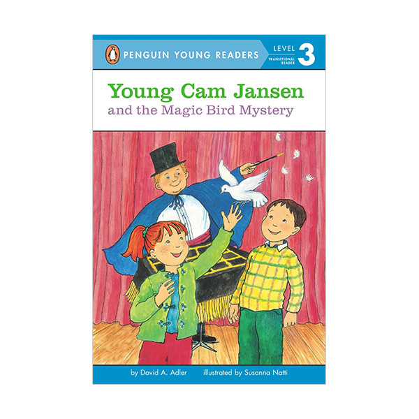RL 2.5 : Penguin Young Readers Level 3 : Young Cam Jansen Series #18 : Young Cam Jansen And The Magic Bird Mystery (Paperback)