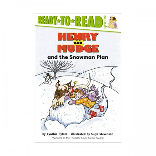Ready To Read Level 2 : Henry and Mudge and the Snowman Plan (Paperback)