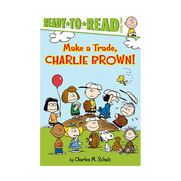 RL 2.5 : Ready To Read 2 : Make a Trade Charlie Brown! (Paperback)