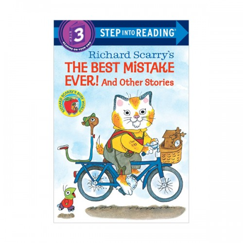 RL 2.5 : Step Into Reading 3 : The Best Mistake Ever! And Other Stories (Paperback)