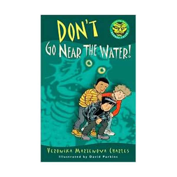 Easy-to-Read Spooky Tales: Don't Go Near the Water! (Paperback)
