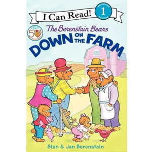RL 2.6 : I Can Read Book Level 1 : The Berenstain Bears Down on the Farm (Paperback)